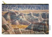 Badlands #4 Carry-all Pouch