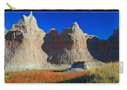 Badlands At Sunset Carry-all Pouch