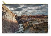 Badlands Clouds Carry-all Pouch
