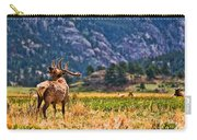 Badlands Elk  Carry-all Pouch
