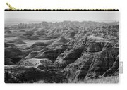 Badlands Of South Dakota #2 Carry-all Pouch