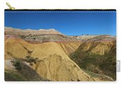 Badlands Panorama Carry-all Pouch