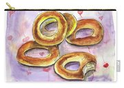 Bagels Carry-all Pouch