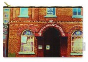 Bagg Street Synagogue Carry-all Pouch