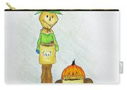 Baggs And Boo Treat Or Trick Carry-all Pouch