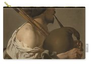 Bagpipe Player Carry-all Pouch