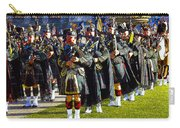 Bagpipes Carry-all Pouch