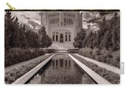 Bahai Temple Reflecting Pool Carry-all Pouch