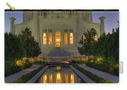 Bahai Temple Carry-all Pouch