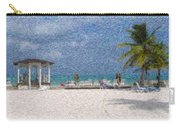 Bahamas Carry-all Pouch