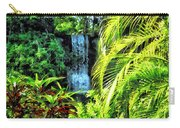 Bahamas - Tropical Waterfall Carry-all Pouch