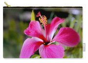 Bahamian Flower Carry-all Pouch