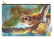 Bahamian Turtle Dove Carry-all Pouch