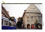 Bahnhofstrasse Zurich Carry-all Pouch