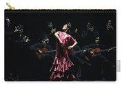 Bailarina Orgullosa Del Flamenco Carry-all Pouch
