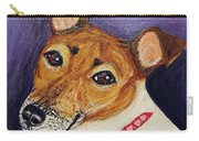Bailey Terrier Mix Carry-all Pouch