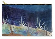 Baja Landscape Number 2 Carry-all Pouch by Carol Leigh