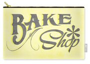Bake Shop Sign Carry-all Pouch