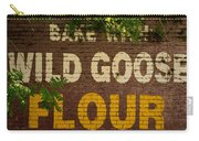 Bake With Wild Goose Flour Carry-all Pouch