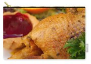 Baked Duck Carry-all Pouch
