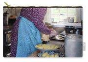 Baker - Preparing Dinner Carry-all Pouch