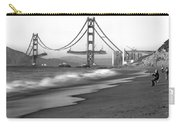 Baker Beach In Sf Carry-all Pouch