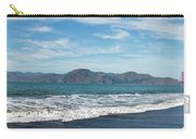 Baker Beach Panorama Carry-all Pouch