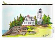 Baker Island Bar Harbor Maine Carry-all Pouch