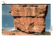 Balanced Rock At Garden Of The Gods Carry-all Pouch