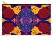 Balancing Affections Abstract Bliss Art By Omashte Carry-all Pouch