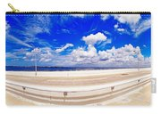 Balancing On Ringling Causeway Bridge Carry-all Pouch