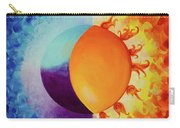 Balancing Sun And Moon Energies Carry-all Pouch