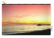 Balboa Beach Pastels Carry-all Pouch
