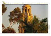 Balboa Park Bell Tower Orig. Carry-all Pouch
