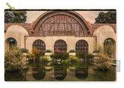 Balboa Park Botanical Building Symmetry Carry-all Pouch