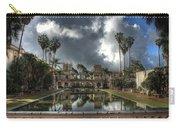 Balboa Park Fountain Carry-all Pouch