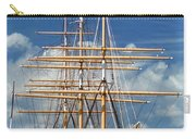 Balclutha Mast And Rigging Carry-all Pouch