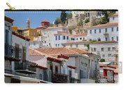 Balconies Of Hydra Carry-all Pouch