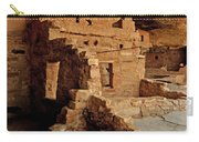 Balcony House, Mesa Verde Np, Co Carry-all Pouch