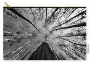 Bald Cypress Sky Carry-all Pouch