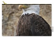 Bald Eagle - Portrait 2 Carry-all Pouch