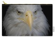 Bald Eagle 1 Carry-all Pouch