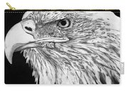Bald Eagle #4 Carry-all Pouch