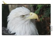 Bald Eagle #8 Carry-all Pouch