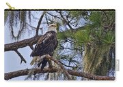 Bald Eagle By H H Photography Of Florida Carry-all Pouch
