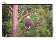 Bald Eagle Fresh Catch Carry-all Pouch