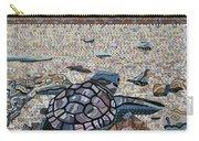 Bald Head Island, Loggerhead Sea Turtle Carry-all Pouch