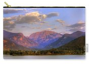 Baldy Shadow Mountain Lake Carry-all Pouch