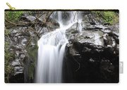 Bale Mountain Waterfall, Ethiopia Carry-all Pouch