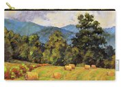 Bales Of August Carry-all Pouch